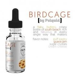Birdcage 50ml PSIQUID
