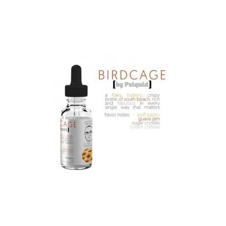 Birdcage 50ml PSIQUID