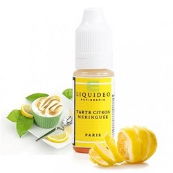 Tarte Au Citron Meringuée 10 ml LIQUIDEO TENTATION