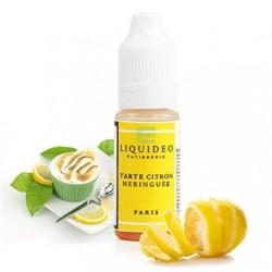 Tarte Au Citron Meringuée 10 ml LIQUIDEO TENTATION