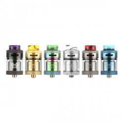 Atomiseur Dead Rabbit RTA 2ml/4.5ml HELLVAPE