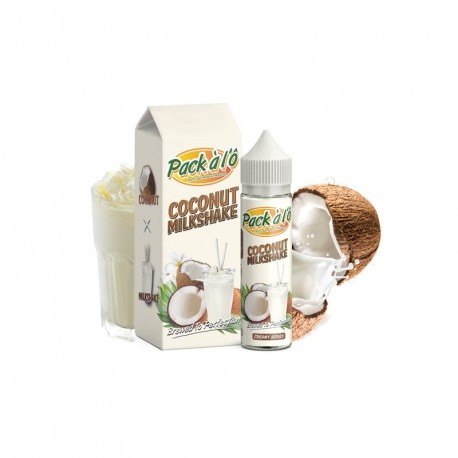 Coconut Milkshake 50ml PACK A L'O