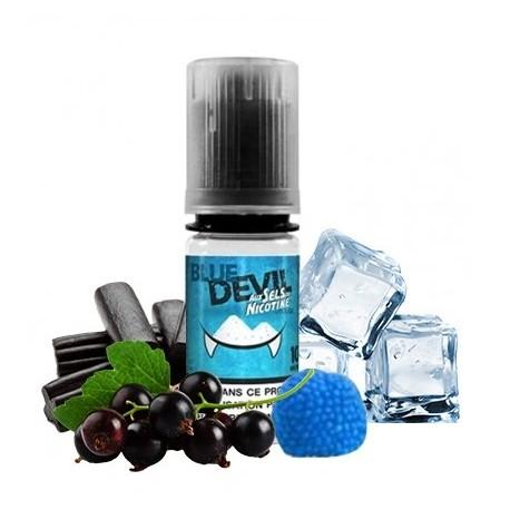 Blue Devil Sels de nicotine 10 ml AVAP