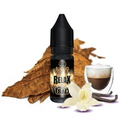 Relax Sels de nicotine 10 ml ELIQUID FRANCE