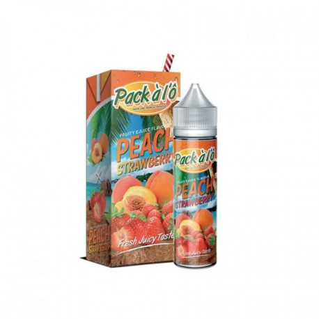 Peach Strawberry 50ml PACK A L'O