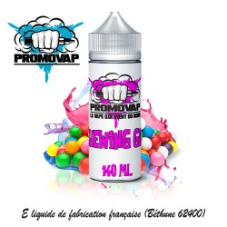 Chewing-Gum 140ml PROMOVAP