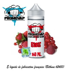 Rubis 140ml PROMOVAP