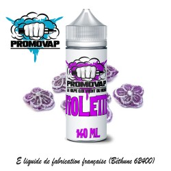 Violette 140ml PROMOVAP