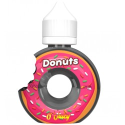 Donuts Fraise 50 ml O-JUICY