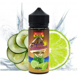 Hello Summer Cucumber Lime 100ml HORNY FLAVA