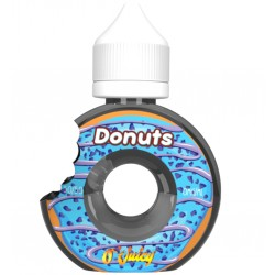 Donuts Myrtille 50 ml O-JUICY