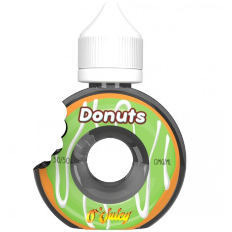 Donuts Pomme 50 ml O-JUICY