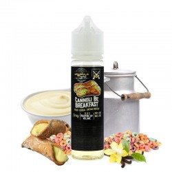 Cannoli Be Nuts 50ml 80V