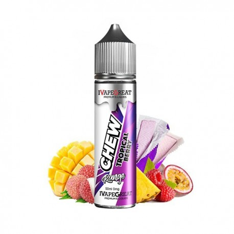 Chew Tropical Berry 50ml IVG