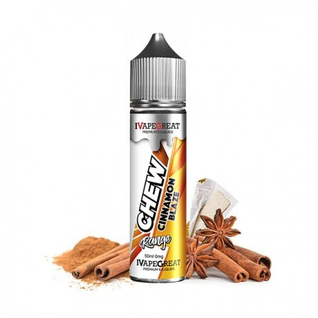 Chew Cinnamon Blaze 50ml IVG