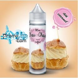 En arrivage (17/01) Mon Chou-Choux au caramel 50ML + Booster