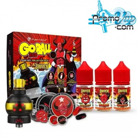 Coffret GoBall Mini Fumytech & Swoke