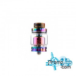 Atomiseur Rebirth RTA 2/5ml 25mm HELLVAPE