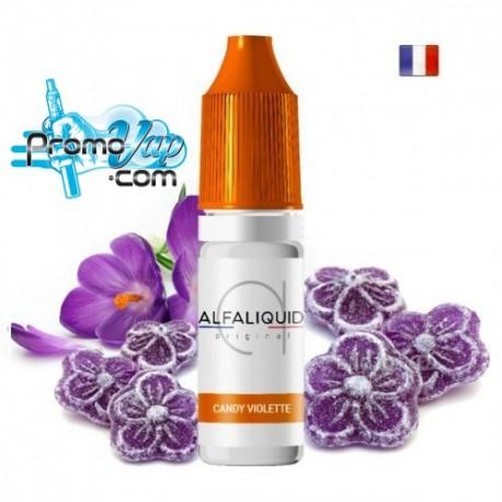Candy Violette 10 ml ALFALIQUID