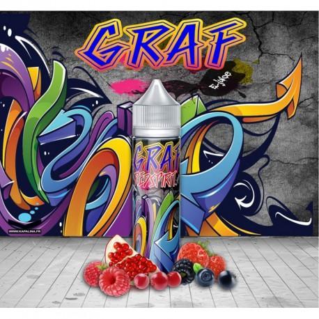 RedSpirit 50ml GRAF E-JUICE