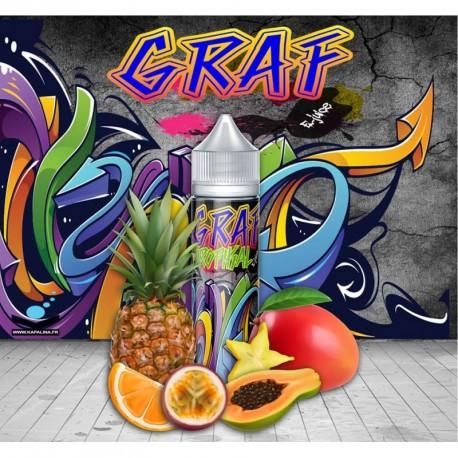 Tropikal 50ml GRAF E-JUICE