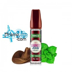 Blue Menthol Ice 50ml DINNER LADY