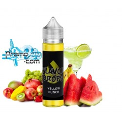 Yellow Punch Fresh Edition 50ml FLAVOR DROPS