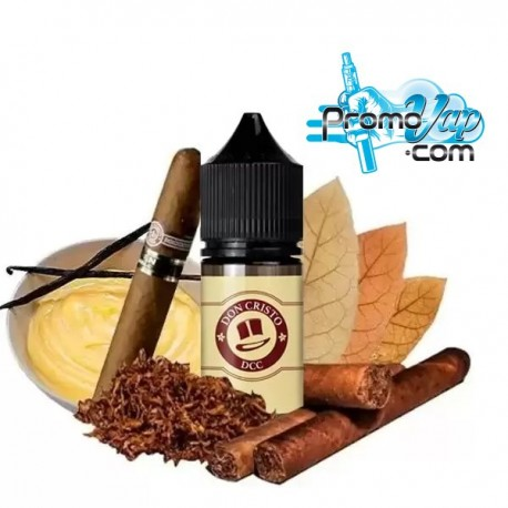 Don Cristo Custard Arôme concentré 30ml DON CRISTO