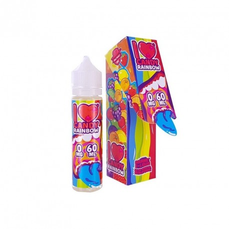 Rainbow I Love Candy 50ml MAD HATTER