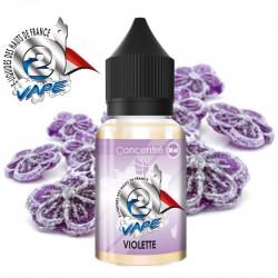 Violette Arôme concentré 30ml O2VAPE
