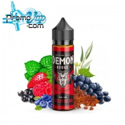 Demon Rouge Le Fruit Du Mal 50ml DEMON JUICE