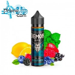 Demon Bleu D'Enfer 50ml DEMON JUICE