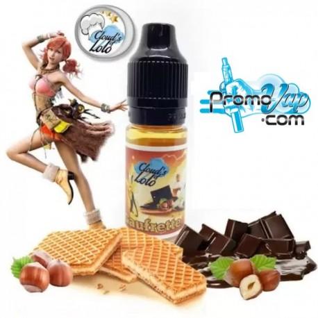 Gaufrette Chocolat Noisette 10ml CLOUD'S OF LOLO