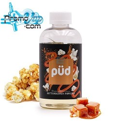 Butterscotch Popcorn Püd 200ml JOE'S JUICE