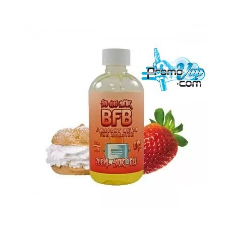 BFB Straight Outta the Toaster 200ml FLAWLESS
