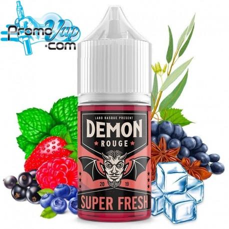 Demon Rouge Super Fresh Arôme concentré 30ml DEMON JUICE