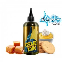 Creme Kong Caramel 200ml JOE'S JUICE