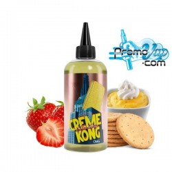 Creme Kong Strawberry 200ml JOE'S JUICE