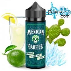 Limonade Citron Vert Cactus 50ml MEXICAN CARTEL