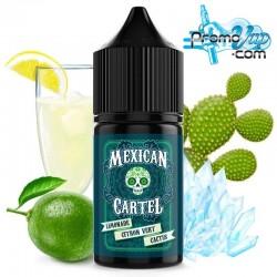 Limonade Citron vert Cactus Arôme concentré 30ml MEXICAN CARTEL