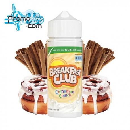 Cinnamon Crunsh 100ml BREAKFAST CLUB