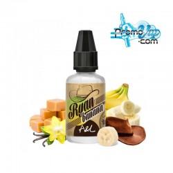 Ryan Banana Arôme concentré 30ml AROMES ET LIQUIDES