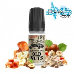 Old Nuts Moonshiners Sel De Nicotine 10ml LE FRENCH LIQUIDE