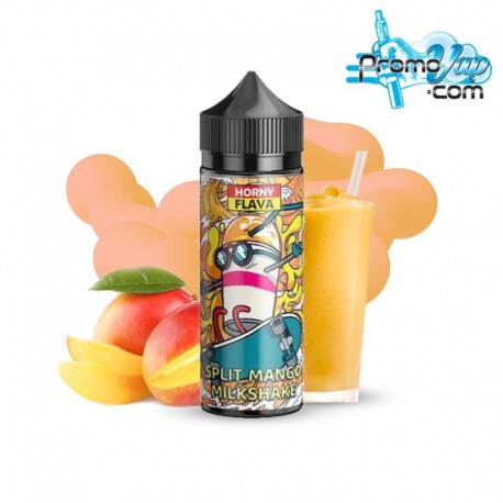Split Mango Milkshake 100ml HORNY FLAVA