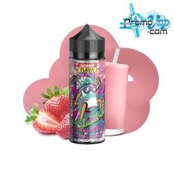 Strawberry Milkshake 100ml HORNY FLAVA