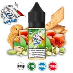 O2VAPE ALIEN 10 ml