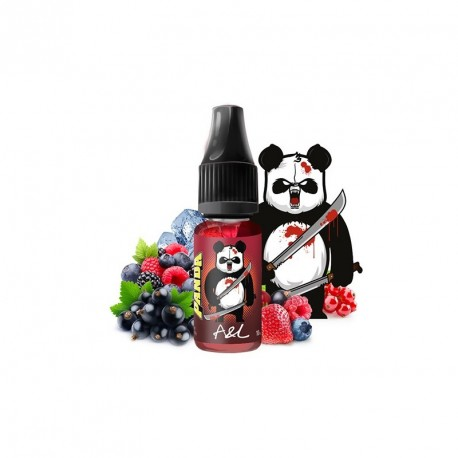 Bloody Panda 10ml ARÔMES ET LIQUIDES