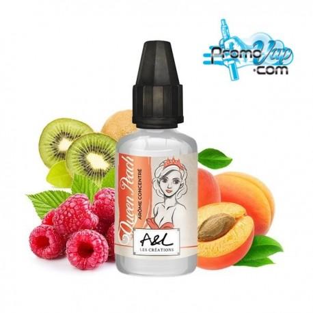 Queen Peach Arôme concentré 30ml AROMES ET LIQUIDES