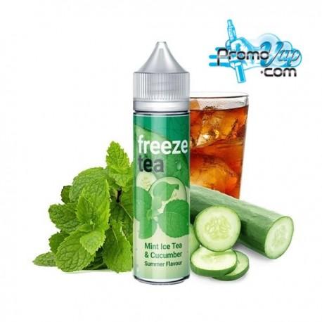 Mint Ice and Cucumber 50ml FREEZE TEA