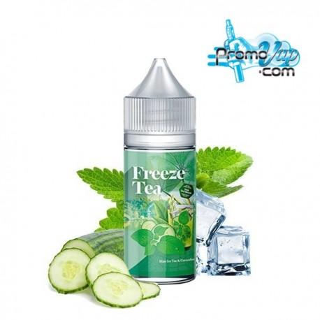 Mint Ice Tea Cucumber Concentré 30ml FREEZE TEA